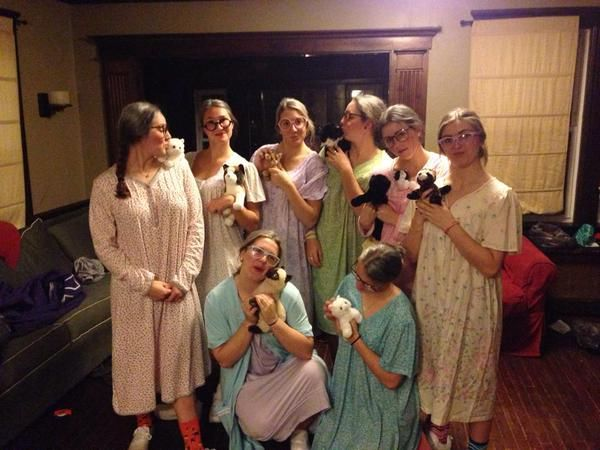 14+ Group Halloween Costumes for the Office You Can Throw Together at the Last Minute  sc 1 st  Pinterest & 14+ Group Halloween Costumes for the Office You Can Throw Together ...