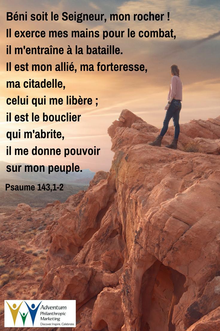 17 janvier 2017 – Psaume 143,1-2 | Psaume 143, Psaumes, Texte biblique