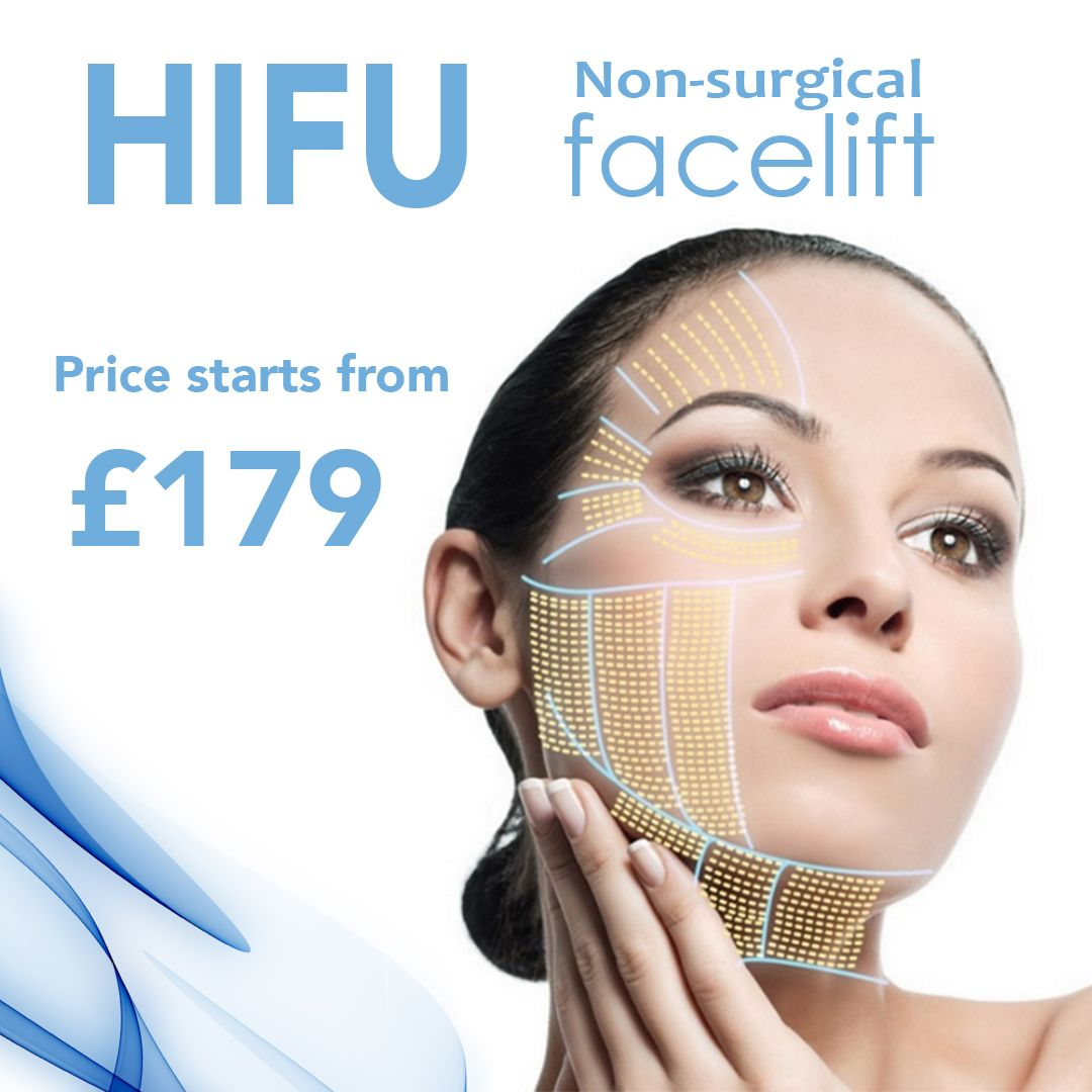 HIFU Skin Tightening & Body Sculpting | The Laser Clinic