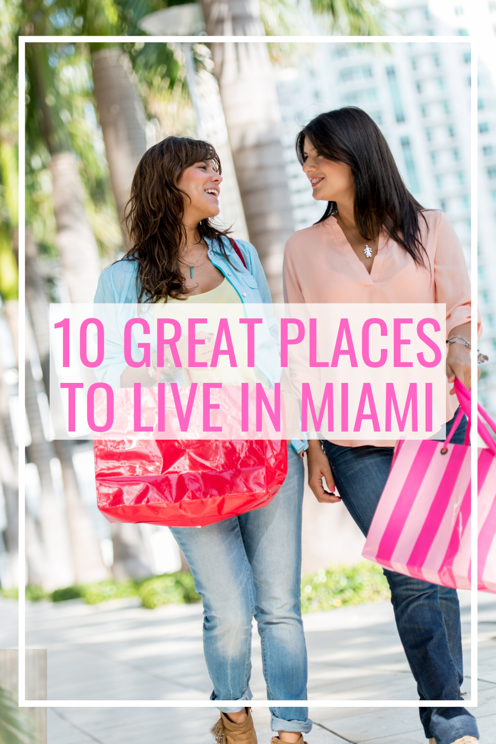 FIND the 10 great places to live in Miami here. While many might immediately picture South Beach when they think about the dream destination in Miami, this vibrant city has so many more outstanding communities worthy of being called home. #placestoliveinmiami #miamilife #placestoliveinmiami #bestplacesinmiami
