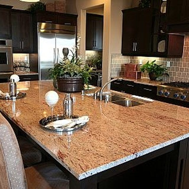 How To Restore A Dulling Granite Countertop Cleaning Kitchen