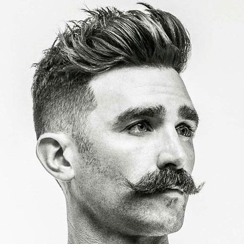 27 Classic Men S Hairstyles Men S Hairstyles Haircuts 2020 Mustache Styles Moustache Style Classic Mens Hairstyles