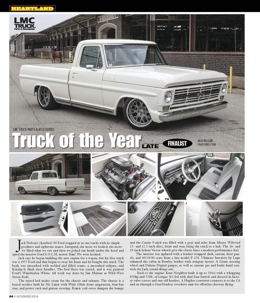 69 f100 427 sohc pro touring build page 30 ford truck enthusiasts forums