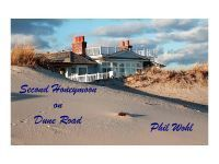Second Honeymoon on Dune Road follows the journey of four newlywed couples who are thrust into impromptu vacation plans. The couples become instant friends, and we are privy to the trials and tribulations they undertake in their first decade of marriage. The cohesiveness of these eight people brings them to celebrate love and life at the place where it all began.