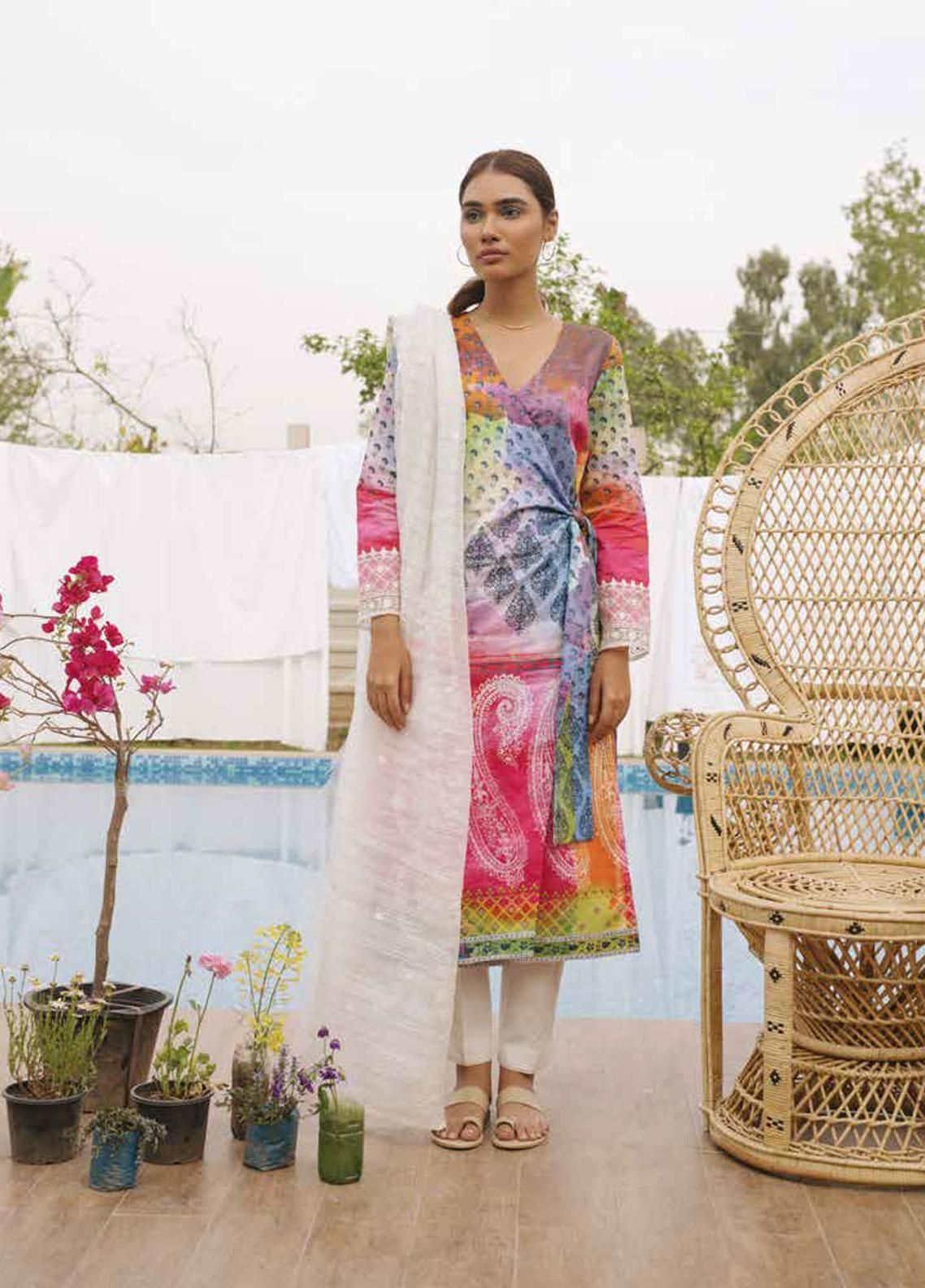 Coco by Zara Shahjahan S/S Lawn 2019 Summer House Collection