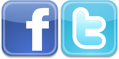 Follow Us On Facebook And Twitter Prcgroup Facebook Icons Web Marketing Facebook Logo Vector