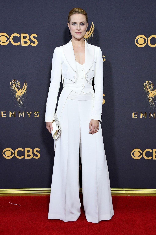 The Emmy Awards 2017 British Vogue Emmy Awards Dresses