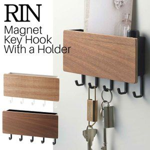 RIN Holder with Magnet Key Hook / Magnet Magnet Wall Mounted Fashionable Seal Interior Door Accessor …