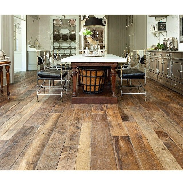 Antique French Oak Wide Planks In Veranda S House Of Windsor Verandamag Interiordesigner Windsorsmithhome Fre French Oak Flooring Oak Wood Floors Flooring