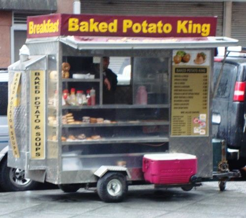 Jacket Potatoe Food Truck