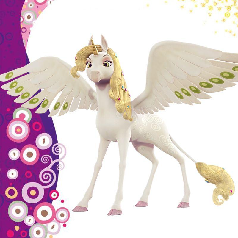 Mia et moi onchao cumplea os pinterest cartoon unicorn y fantasy - Mia et moi licorne ...