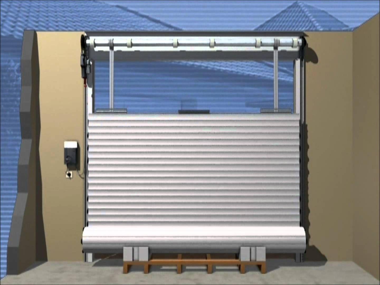 Autoroll Electric Insulated Roller Shutter Garage Door Http