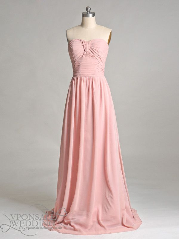 Pretty Pastel Tones Bridesmaid Dresses for Spring/Summer Wedding ...