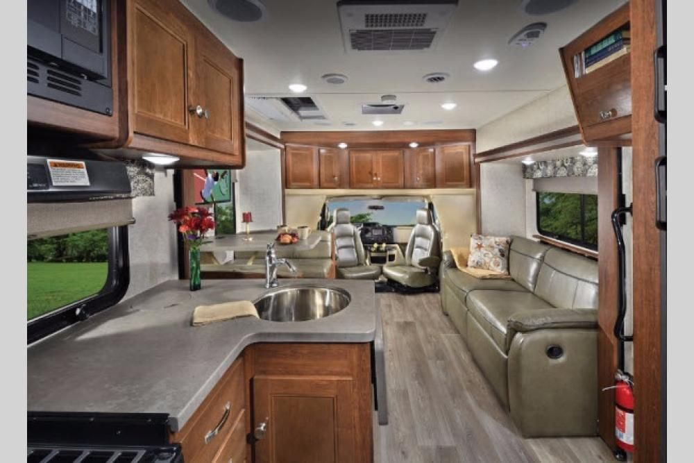 New 2018 Forest River Rv Sunseeker Grand Touring Series 2800qs