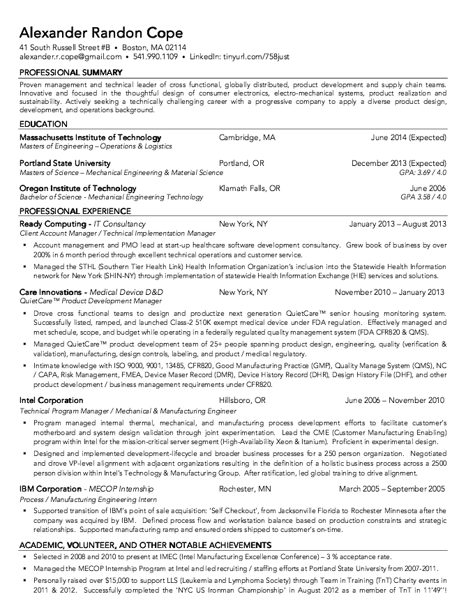 Pin By Ririn Nazza On FREE RESUME SAMPLE Manager Resume