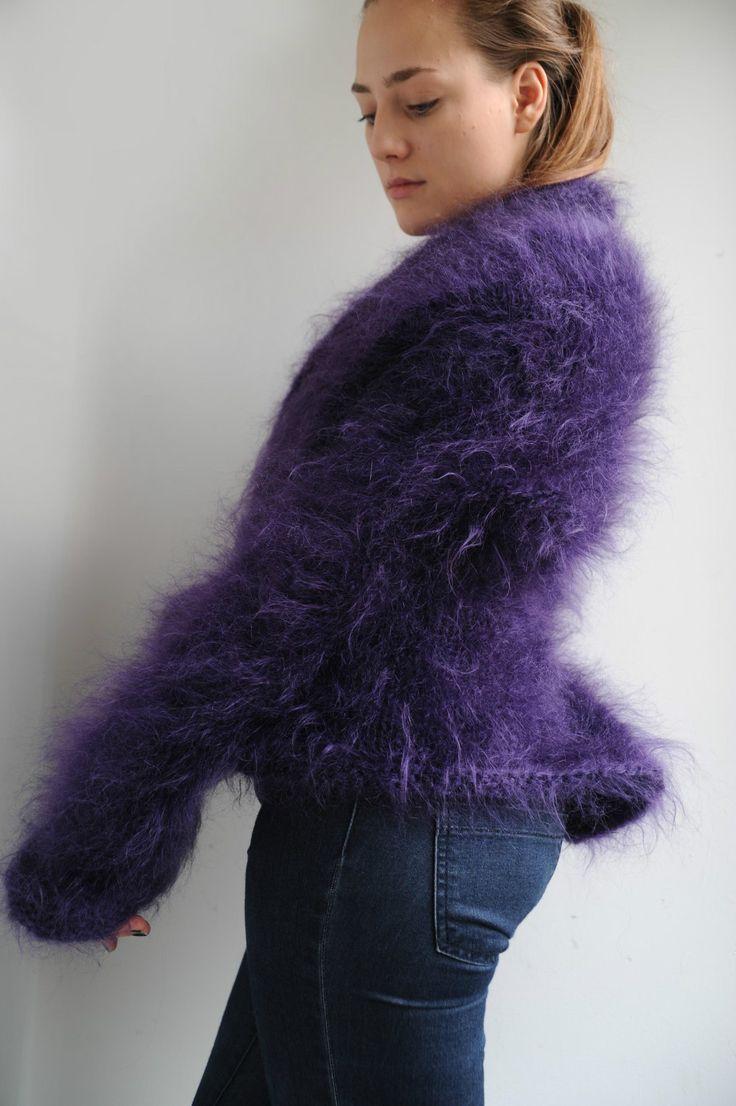 Pin by Scott's Sweaters on Woman's Fuzzy Sweaters | Pinterest