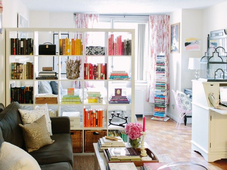 5 Tips For Defining Your Space In A Studio Apartment Hgtv