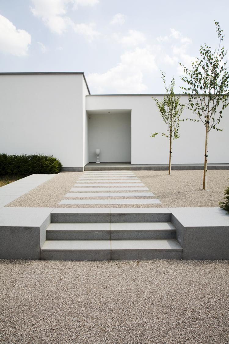 Grijs beige siergrind garden in 2019 pinterest casas for Meubilair plaza huizen