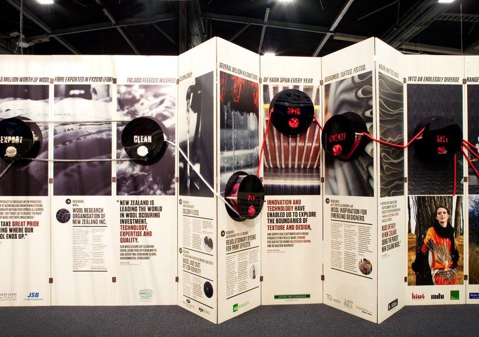 Exhibition Display Stands Nz : Best awards we love inc nz wool at fieldays