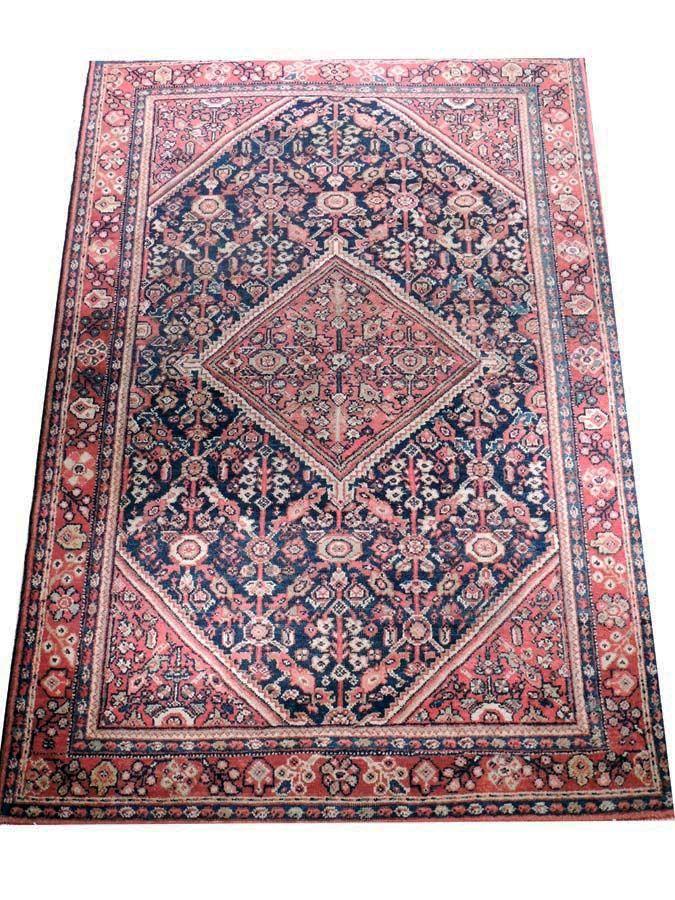 Handmade Antique Persian Rug Fine Antique Mahal Handmade Piece Of Treasure 100 Wool Pile With Cott Antique Persian Rug Persian Rug Rugs On Carpet