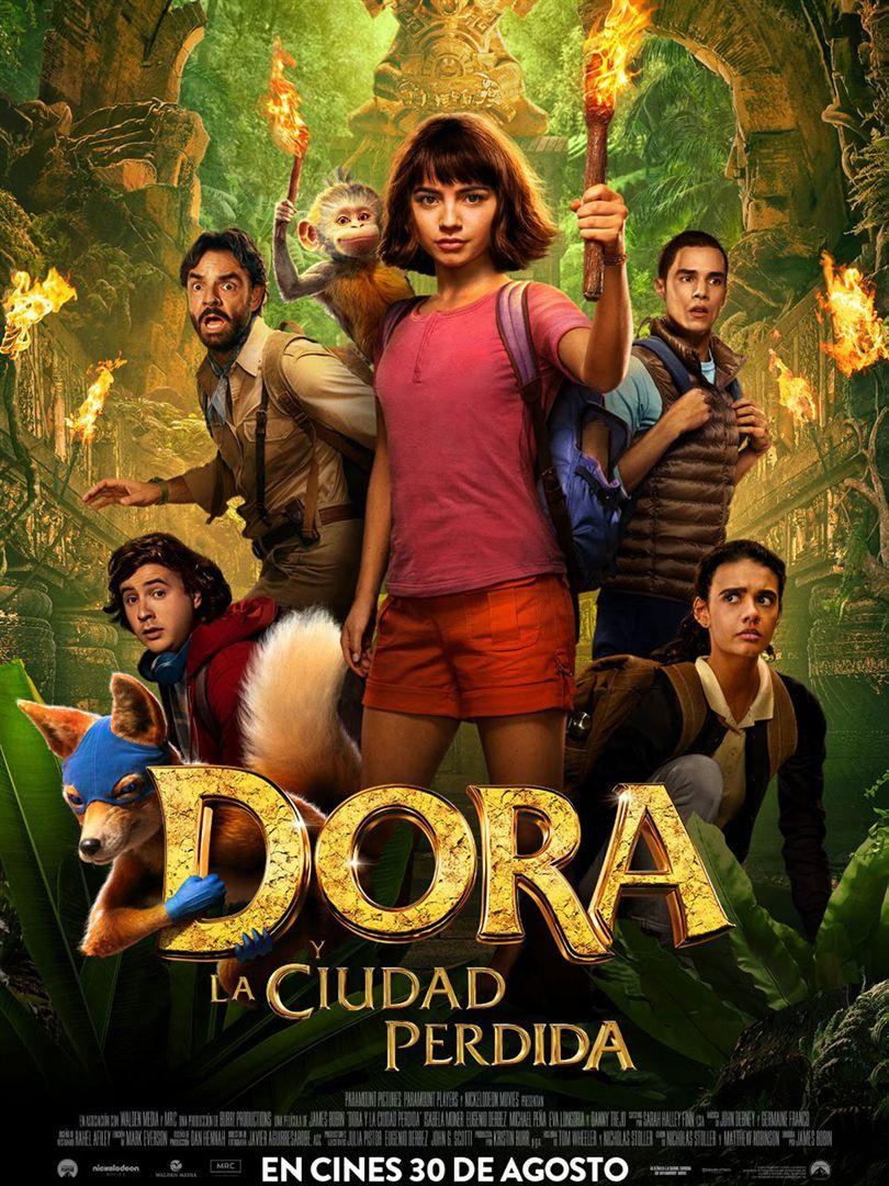 Dora Y La Ciudad Perdida Ver Pelicula Completa Online Lost City Of Gold Lost City Free Movies Online