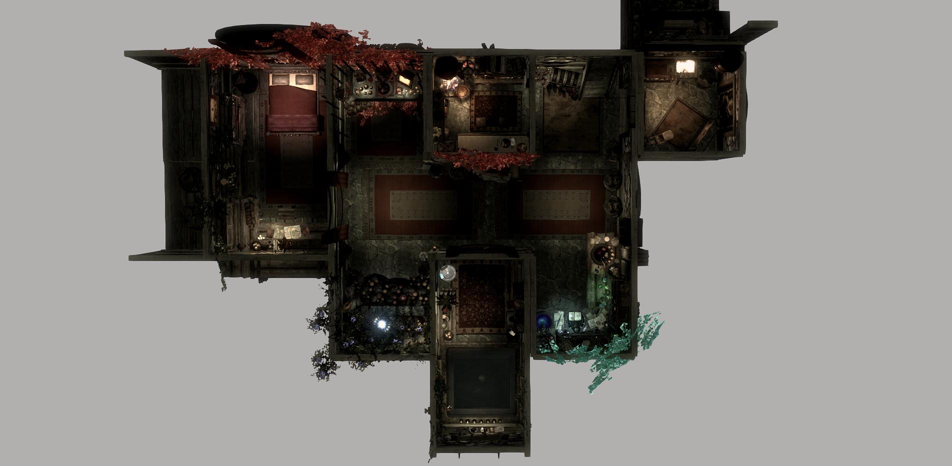 Sicarius' Refuge - A Hitman's Hideout - Assassin Home by