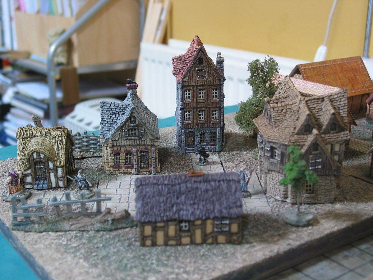15mm co uk fantasy buildings complete | Warchest Miniatures, Terrain