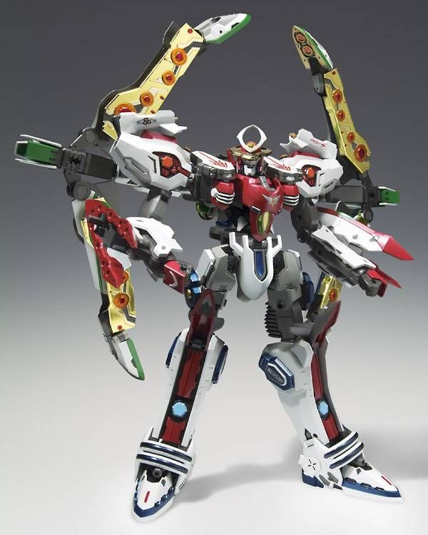 AQUARION Genesis Master Combination DX Chogokin GD 99 Diecast Action Figure
