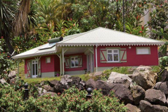 Splendide vue sur mer - villa - le Moule - Guadeloupe Cu0027est