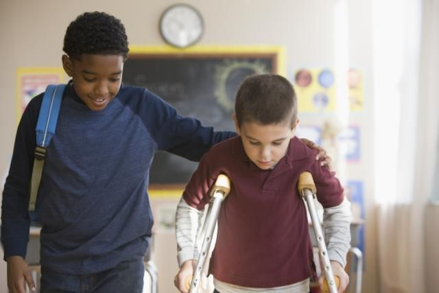 Is your child friendly and nice? Is he good at working out problems with friends or cooperating with others? These skills may help with success later in life.
