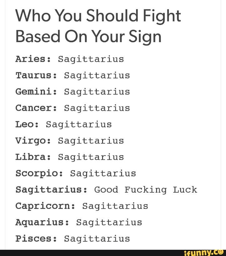 Aries and sagittarius sexually