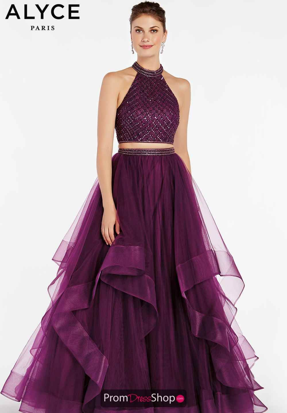 8f47f62661 Alyce Paris Beaded Ball Gown 60514 in 2019