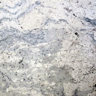 Welcome To Ohm International White Ice Granite Blue Countertops