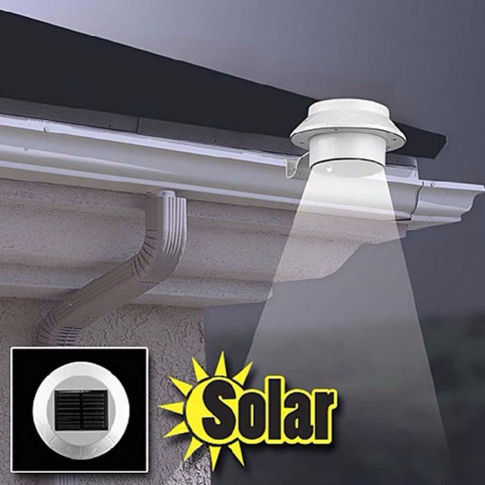 Bright Outdoor Solar Lights 2017 3 Bright White Led Garden Led Solar Light Outdoor Waterproof