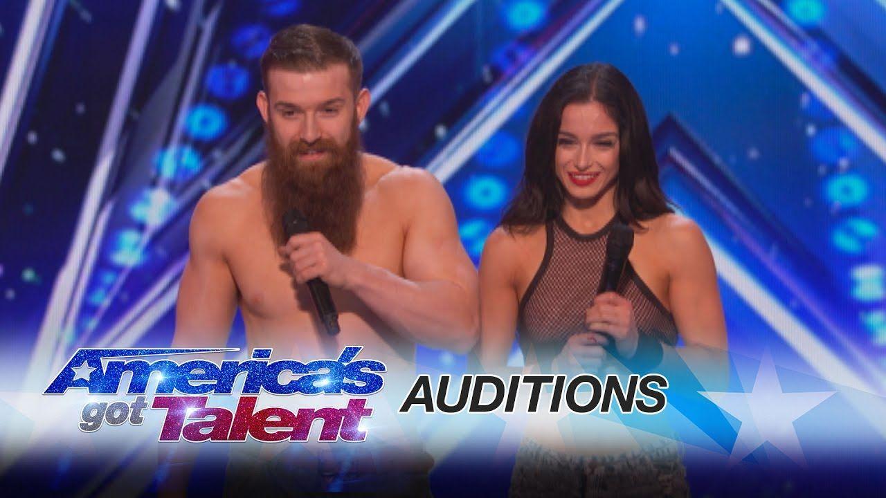 Americas got talent 2017 science guy - America S Got Talent 2017 Billy Emily England Bro Sis Roller Daredevil Random Ness Pinterest Daredevil