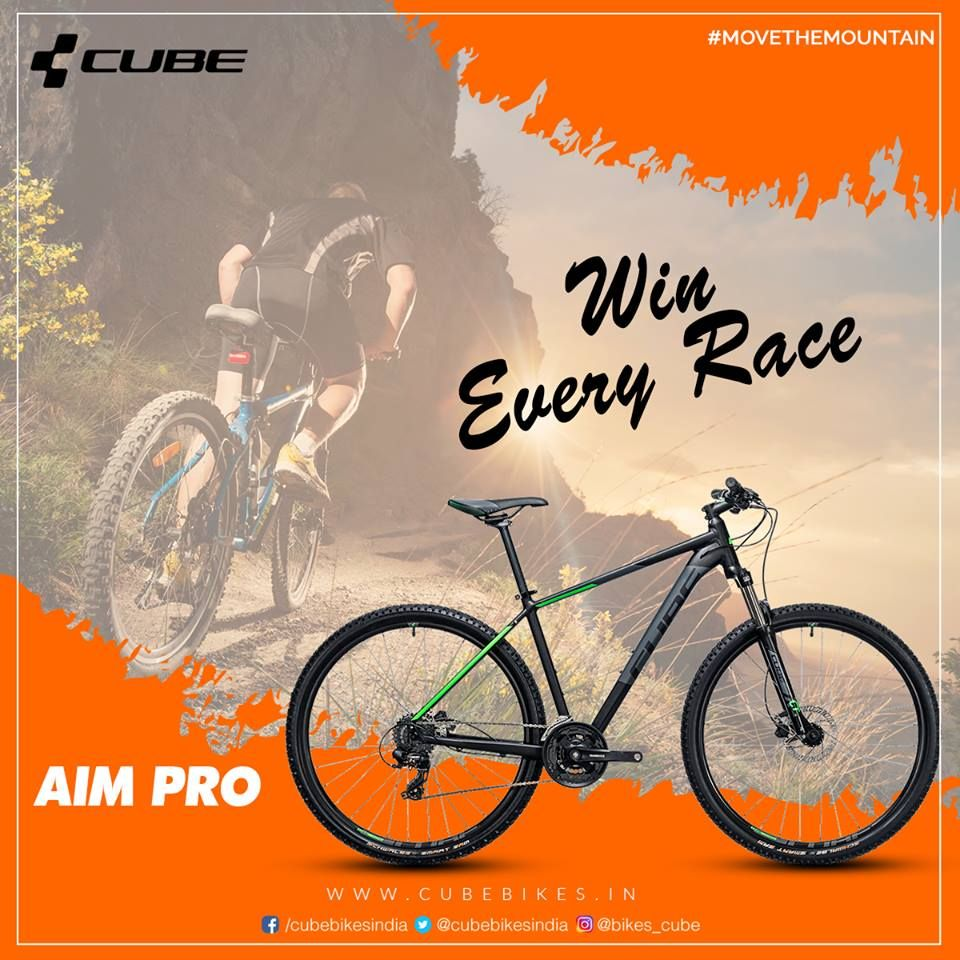 Cube Is Among The Leading Bicycle Brands In The World Having Got