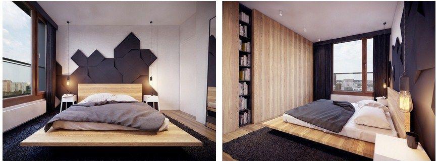 Desain Interior Apartemen Minimalis Modern Colorful 2