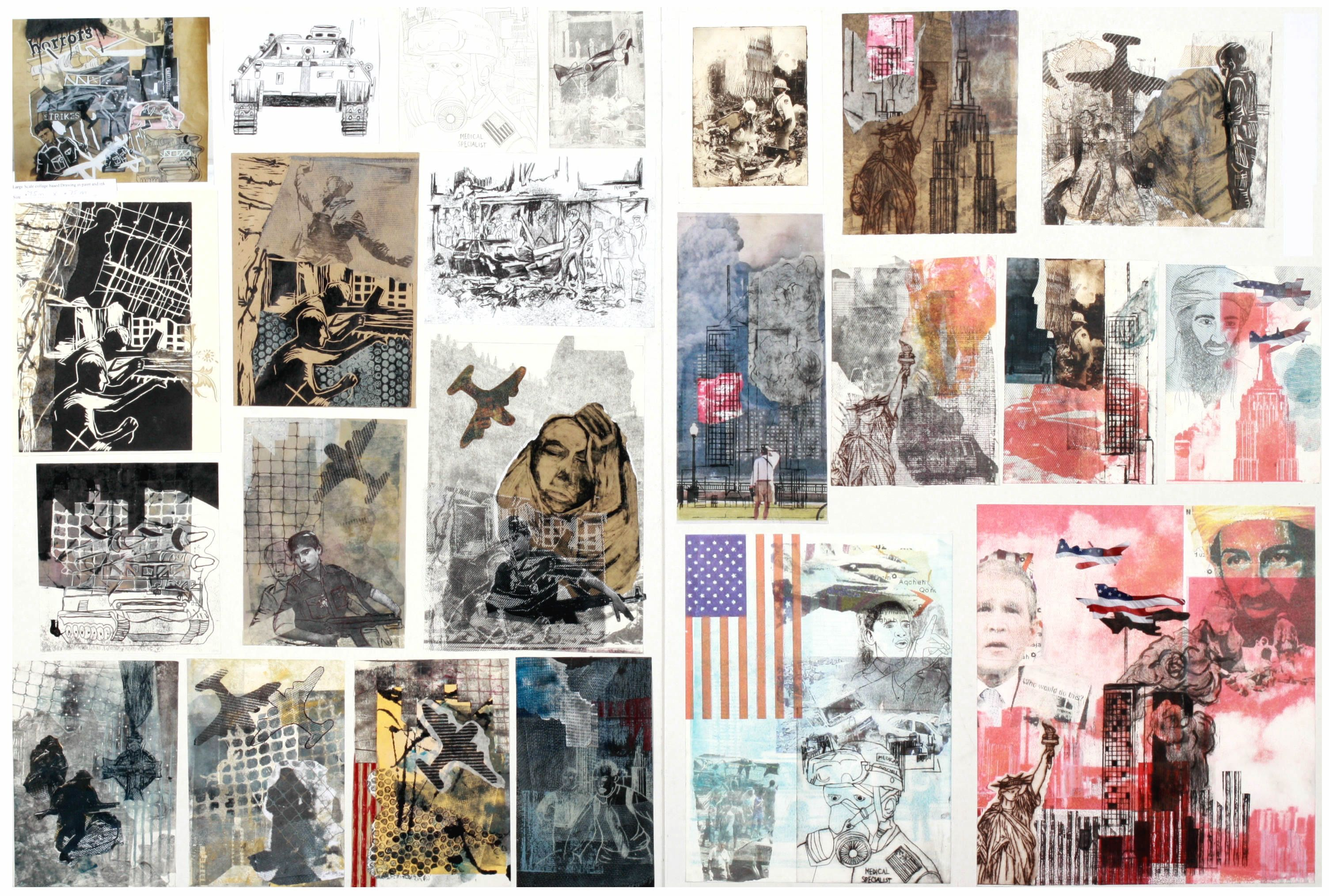Gcse Igcse A Level Art Exam Paper Help Ideas