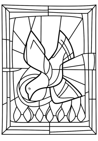Pentecost Seven Gifts Of The Holy Spirit Coloring Page Holy Spirit Art Sunday School Coloring Pages Holy Spirit Craft