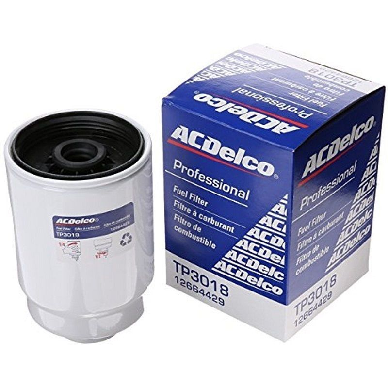 Acdelco Professional Fuel Filter Car Replacement With Seals Improved Engine New Acdelco Acdelco Filters Oil Filter