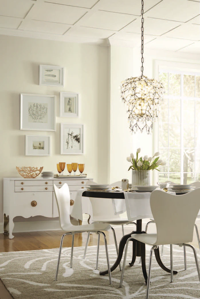 Paint Your Walls To Make Your Space Look BIG | Dining room ...