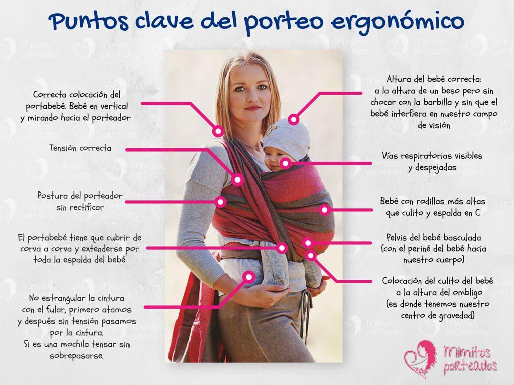 09c65014578eb Cuando hablamos de porteo ergonómico siempre hablamos de ciertos puntos  clave que hay que respetar para