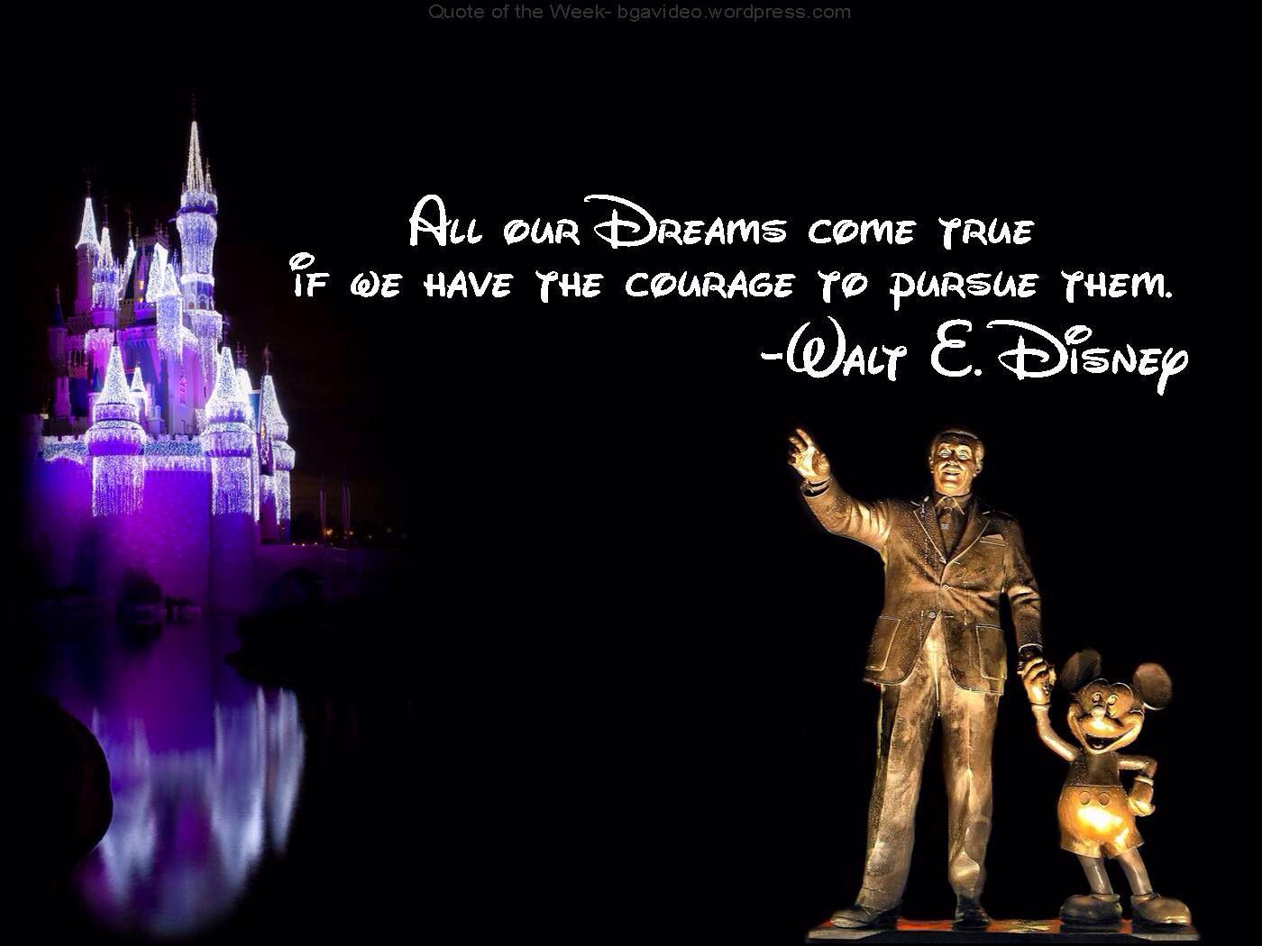 Disney Quotes: Senior Quotes