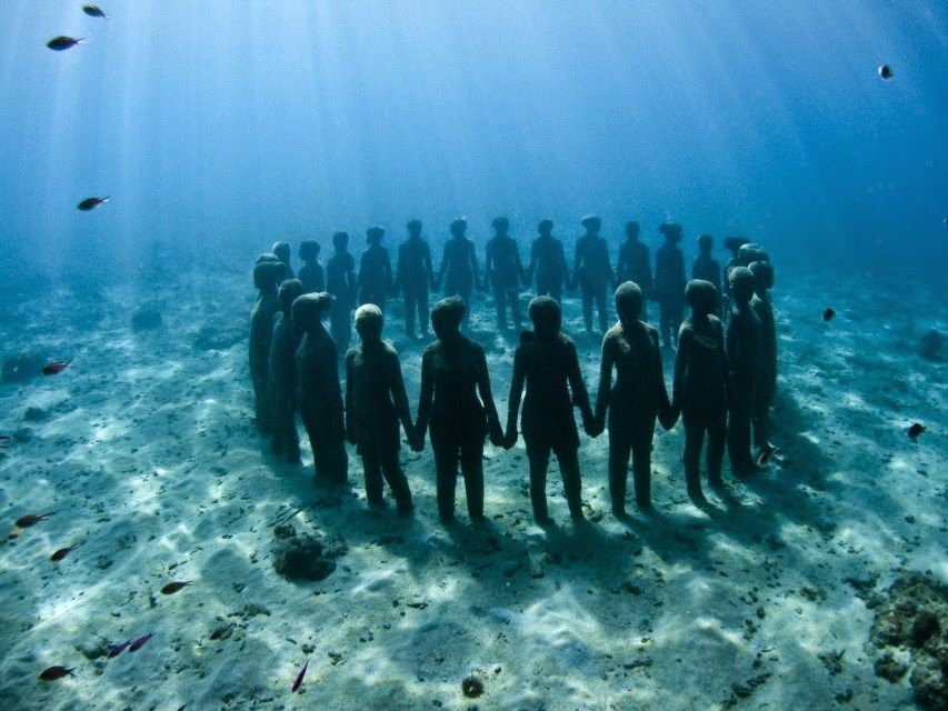 Twilight Zone Ocean >> Twilight Zone Ocean Google Search No Exit Underwater Sculpture