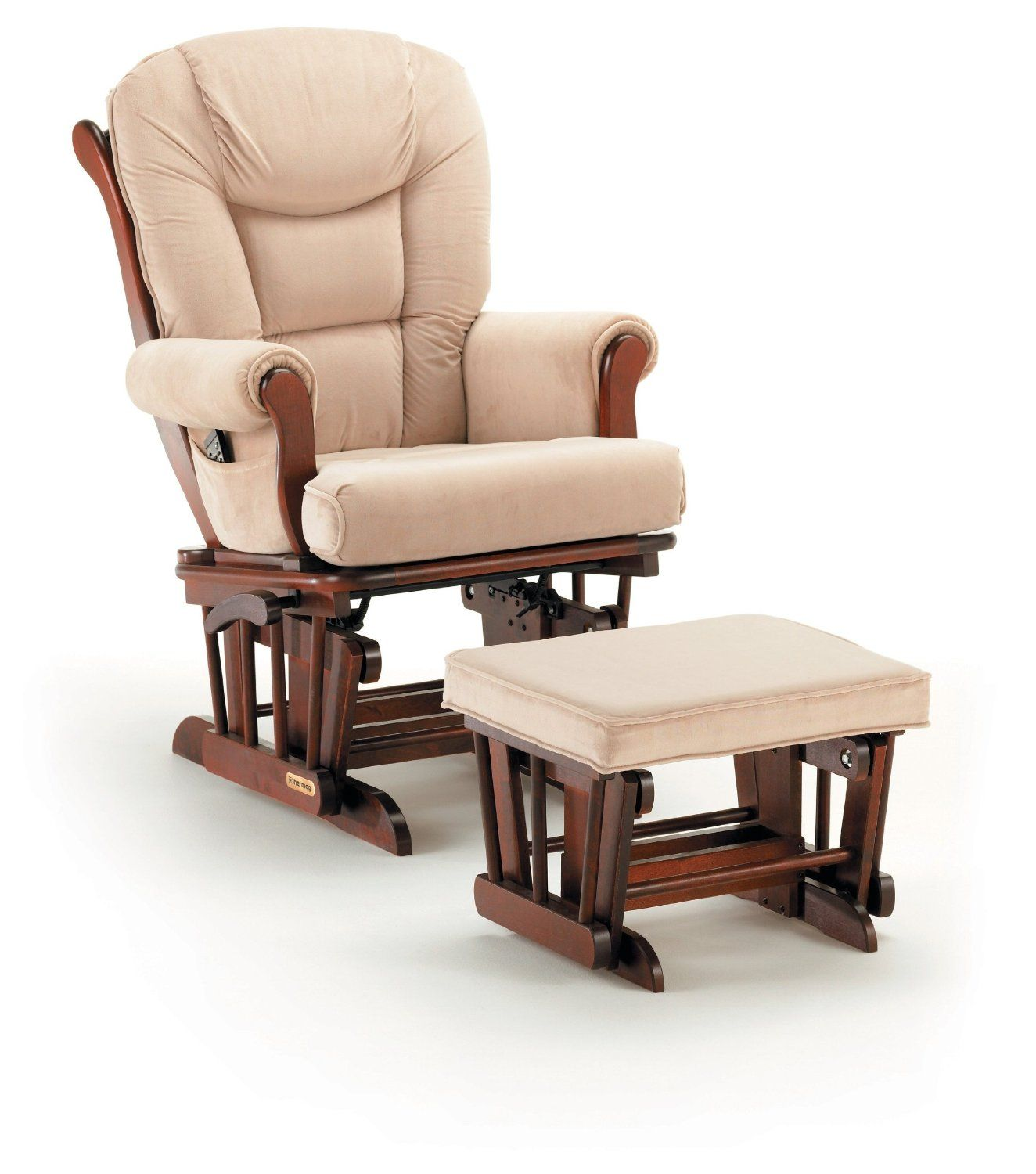 Shermag Glider Provides Maximum Support And Comfort