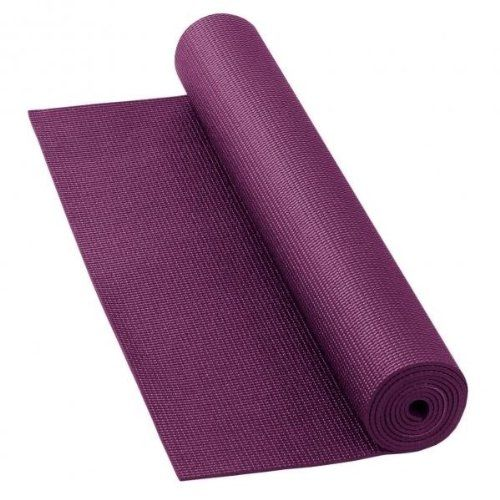 YOGAUNITED YOGA MAT 6mm thick. Be kind to your knees