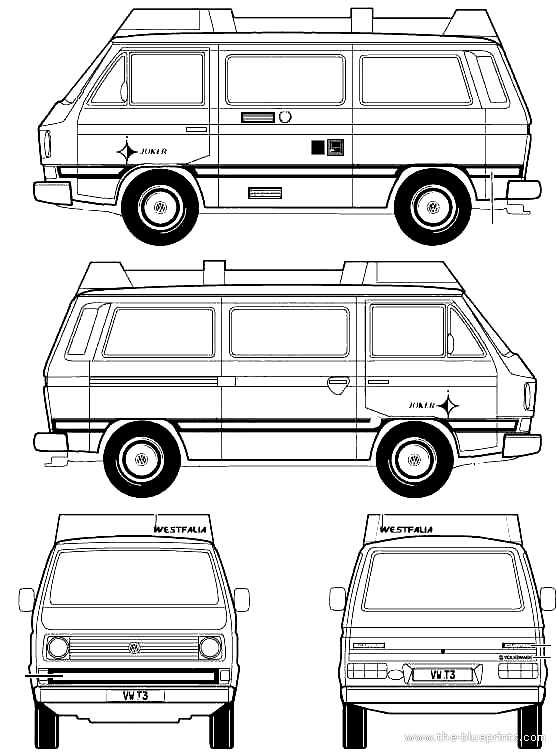 vw t3 joker skizze dessins pinterest amenagement van am nagement et dessin. Black Bedroom Furniture Sets. Home Design Ideas