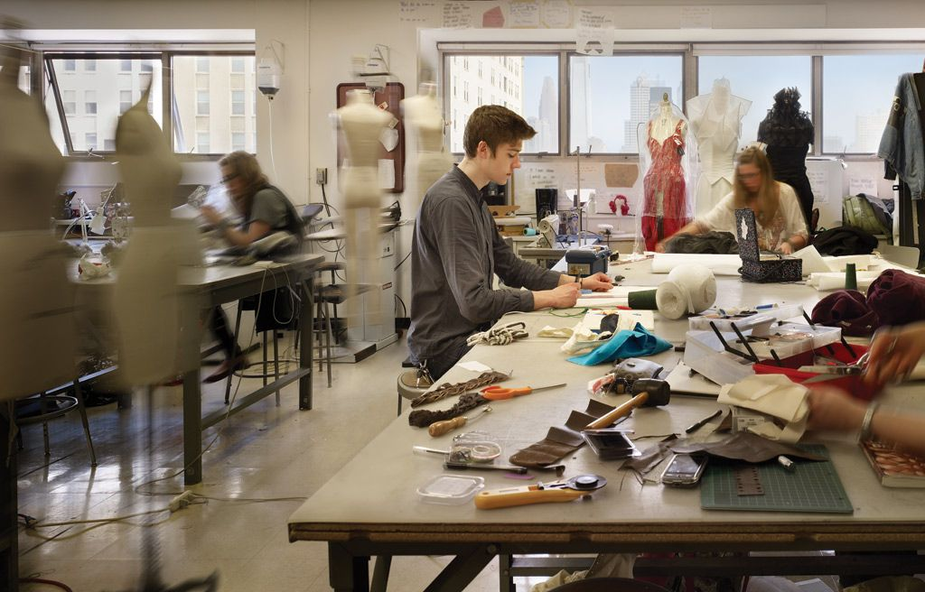 Fashion Design Studio Design Studio Workspace Design Studio