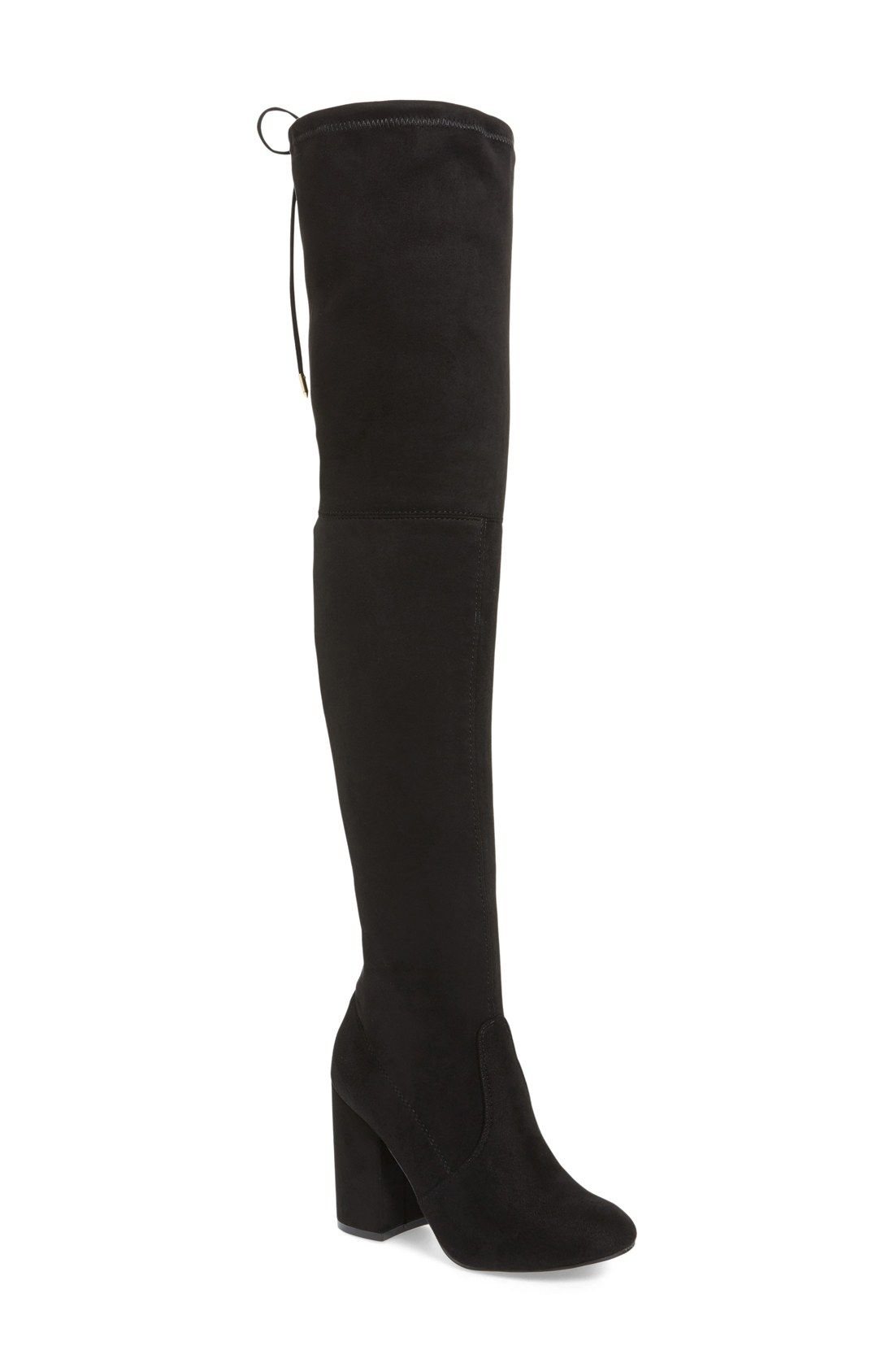 52e809912e8 NORRI OVER THE KNEE BOOT (WOMEN)    these black