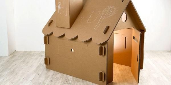 casette di cartone per bambini fai da te idee e tutorial